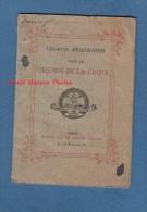 Livret Ancien Vers 1890 Avec Illustrations - Courtes Méditations Pour Le Chemin De La Croix - Imprimerie Petithenry - Geschiedenis