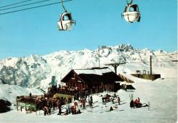 """LES DEUX ALPES : Restaurant D'Altitude """"La Patache"""". Les Grandes Rousses 3350. - Other Municipalities"""