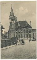 Liege La Poste Tramway Tram DTC Anvers - Liege