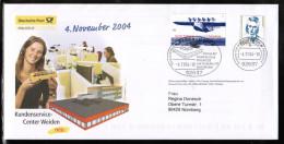 DE 2004 PHILATELIE NOVEMBER 2004 - BRD