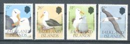 110 FALKLAND 1990 - Oiseau Albatros (Polaire) - (Yvert 540/43) Neuf ** (MNH) Sans Charniere - Falkland Islands