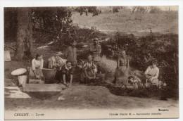 CRUGNY (51) - LAVOIR - LAVANDIERES - France