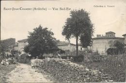 SAINT JEAN CHAMBRE. VUE SUD EST - Other Municipalities