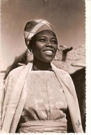 CPSM - A.E.F. TCHAD  - Jeune Fille Foulbé - - Tchad