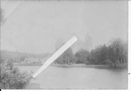 Le Lac De Pierrefonds 1 Photo 1914-1918 14-18 Ww1 Wk1WWI - War, Military