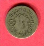 5 RAPPENS  1850 BB    B 5 - Suiza