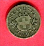10  RAPPENS  1850 BB    TB   20 - Suisse