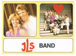 B5466   JOHN LEO / JLS BAND ( Zang-dans-showorkest) - Geel