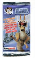 "Pochette De 3 Cartes à Collectionner ""l'Age De Glace"" Magasins Intermarché - ""Ice Age"" 20th Century Fox Movies - Cinema - Trading Cards"