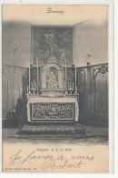 DARNEY  Chapelle Notre Dame De Pitié Intérieur - Darney