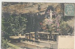 DARNEY  La Grotte - Darney