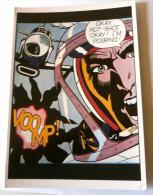 LICHTENSTEIN ROY OK HOT SHOT - Comics