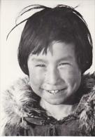 Canada Northwest Territories Eskimo Boy Of Pelly Bay Postcard Unused (200008H) - Northwest Territories