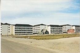 Greenland Block Of Flats In Frederikshab Postcard Unused (20008L) - Groenland