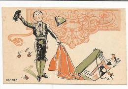 CHROMOS FARINE SALVY - CARMEN TOREADOR. - Trade Cards