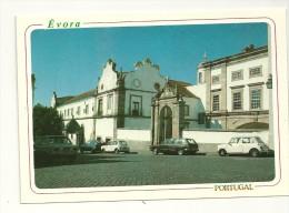 Portugal. Evora. Couvent. Convent De Nostra Senora Do Carmo. Palacio Arquiepiscopal E Paroquia De Sé - Evora