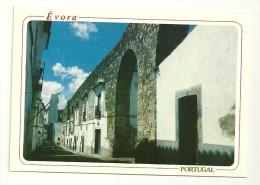 Portugal. Evora. Aqueduc De Agua Da Prata - Evora