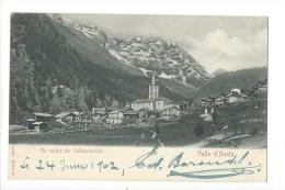 11995 - Un Saluto Da Valtournanche Valle D'Aosta - Italie
