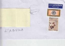 ITALIA 2005 - Lettera - Sassone 2838 - Savorgnan Di Brazza- Esploratore - 6. 1946-.. Repubblica