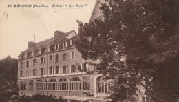 """( CPA 29 )  BÉNODET  /  L' Hôtel  """"  KER MOOR  """"   - - Bénodet"""