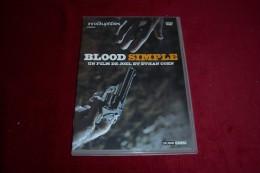 BLOOD SIMPLE    °°  UN FILM DE JOEL ET ETHAN COEN - Policiers
