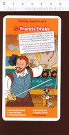 Humour /  Francis Drake / Bateau Corsaire / Histoire  // IM 165/2 - Vieux Papiers