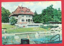 164258 / SZPROTAWA - BASEN KAPIELOWY , Swimming Pool NUDE BOY - Poland Pologne Polen Polonia - Poland