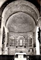 SAINTE-ENIMIE : Le Choeur De L'église Romane (XIVe Siècle) - France