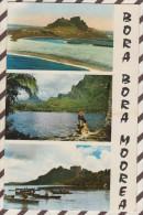 M68 Les Iles Sous Le Vent Bora Bora Moorea - Polynésie Française