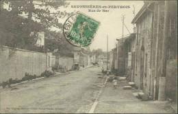 SAVONNIÈRES-en-PERTHOIS - Rue De Bar - Autres Communes