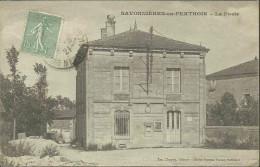 SAVONNIÈRES-en-PERTHOIS - La Poste - Autres Communes