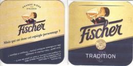 SOUS BOCK FRANCAIS BRAS.FISCHER N°108   2014 - Beer Mats