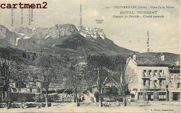 CHAPAREILLAN HOTEL PUISSANT PACE DE LA MAIRIE 38 - Francia