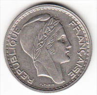 FRANCIA 1948. CERES GRABADOR TURIN CASI  NUEVA.. VER FOTO.CN 4179 - K. 10 Francs