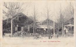 CP  LYON 69 RHONE CHALET DU PARC DE LA TETE D'OR - Lyon