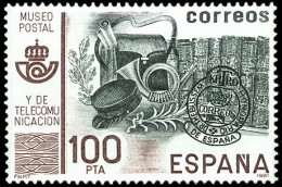 España 2641b ** Museo Postal 1981 - 1981-90 Neufs