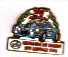 Pin´s Renault    Alpine  20 Eme Anniversaire - Automobile - F1