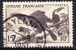 GUYANE 1947 YT N° 214 Obl. - Oblitérés
