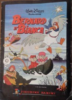 PANINI ALBUM FILM BERNARD ET BIANCA (WALT DISNEY) 1977 INCOMPLET 185/360 - Vieux Papiers