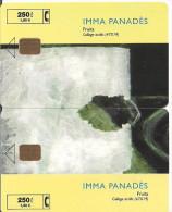 PUZLE 2 TARJETAS TIRADA 4000 - Pintura