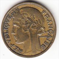 FRANCIA 1932. 2 FRANCOS FIGURA  ALEGORICA  CERES  EBC CN4180 - Francia