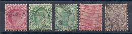 140019455   INDIA  ING.  YVERT  Nº  74/8 - India (...-1947)