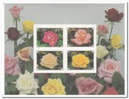 Ciskei 1994, Postfris MNH, Roses, Flowers - Ciskei