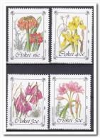 Ciskei 1988, Postfris MNH, Plants, Flowers - Ciskei