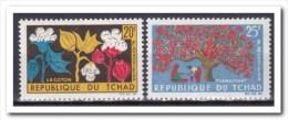 Tsjaad 1964, Postfris MNH, Plants, Trees - Tsjaad (1960-...)