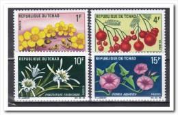 Tsjaad 1969, Postfris MNH, Plants, Flowers - Tsjaad (1960-...)