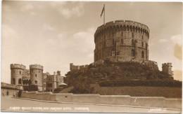 I2606 Windsor - Round Tower And Norman Gate / Non Viaggiata - Windsor Castle