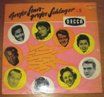Disque 038 Vinyle 33 T Große Stars - Große Schlager N° 2 - Vinyl Records