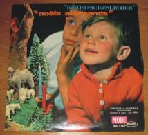 Disque 041 Vinyle 33 T Weihnachtslieder Noëls Allemands Choeurs De La Cathédrale De Schleswig - Vinyl Records