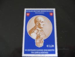 SMOM 2007 GRAN MAESTRO FRA´ GARIN DE MONTAIGU - INTEGRO - Malta (la Orden De)